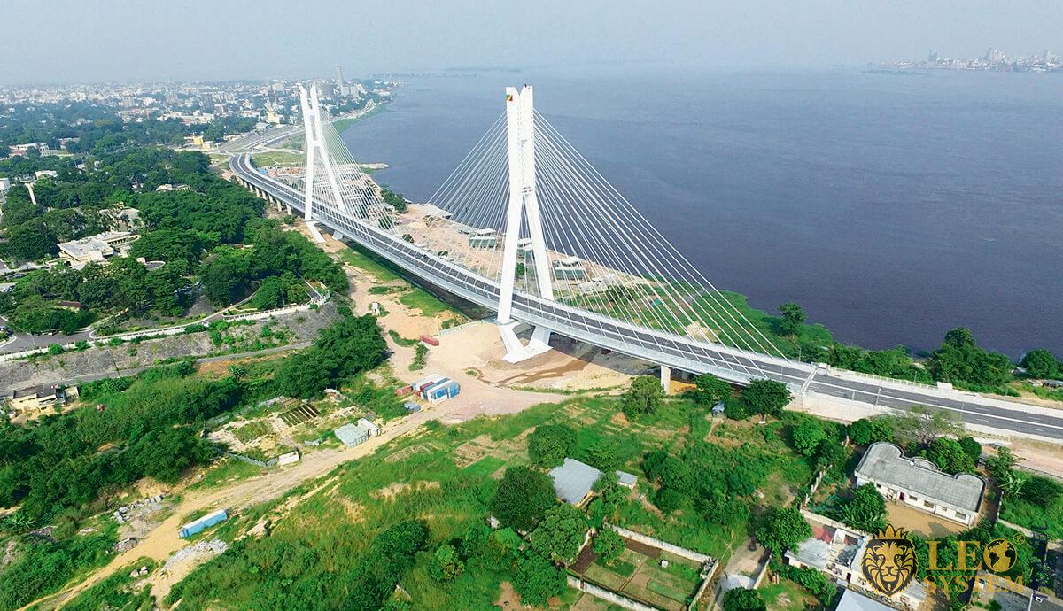La Corniche - Congo River, Brazzaville