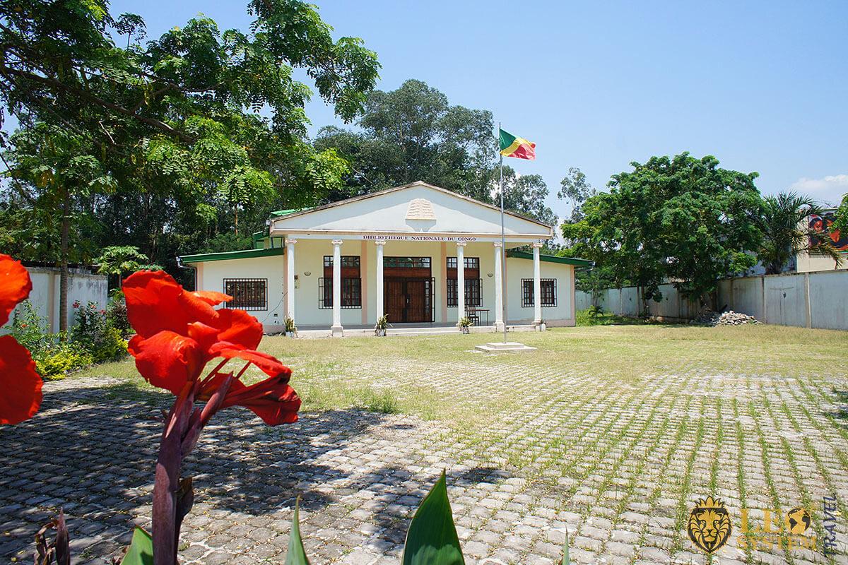 Library Nacional de la Republic del Congo, Brazzaville