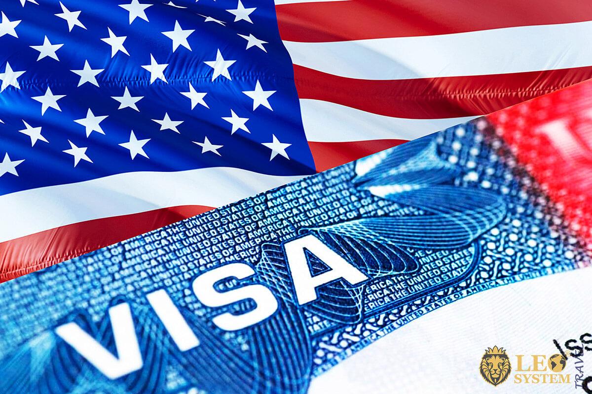 Image of American Visa