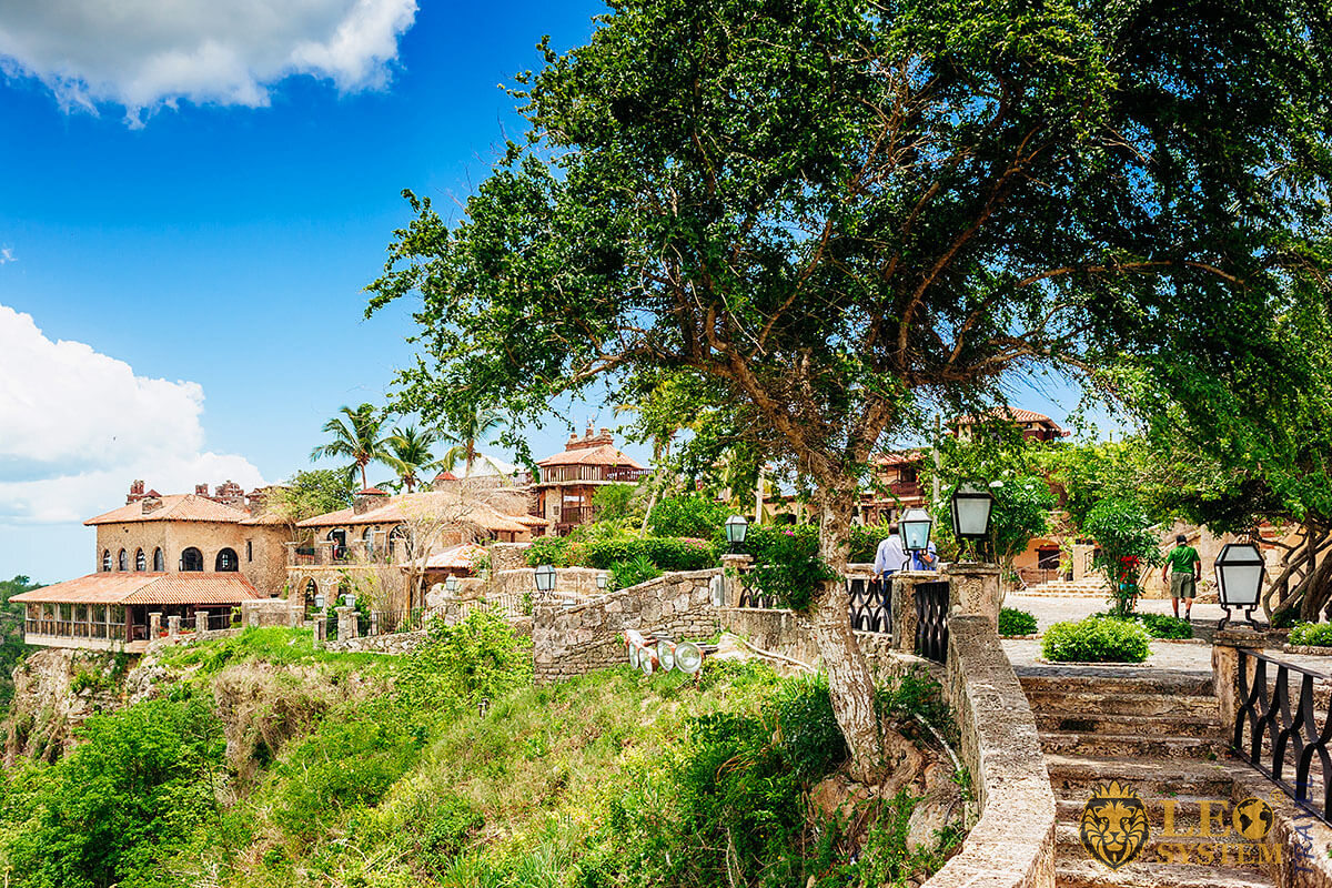 Beautiful panorama - La Romana, Dominican Republic