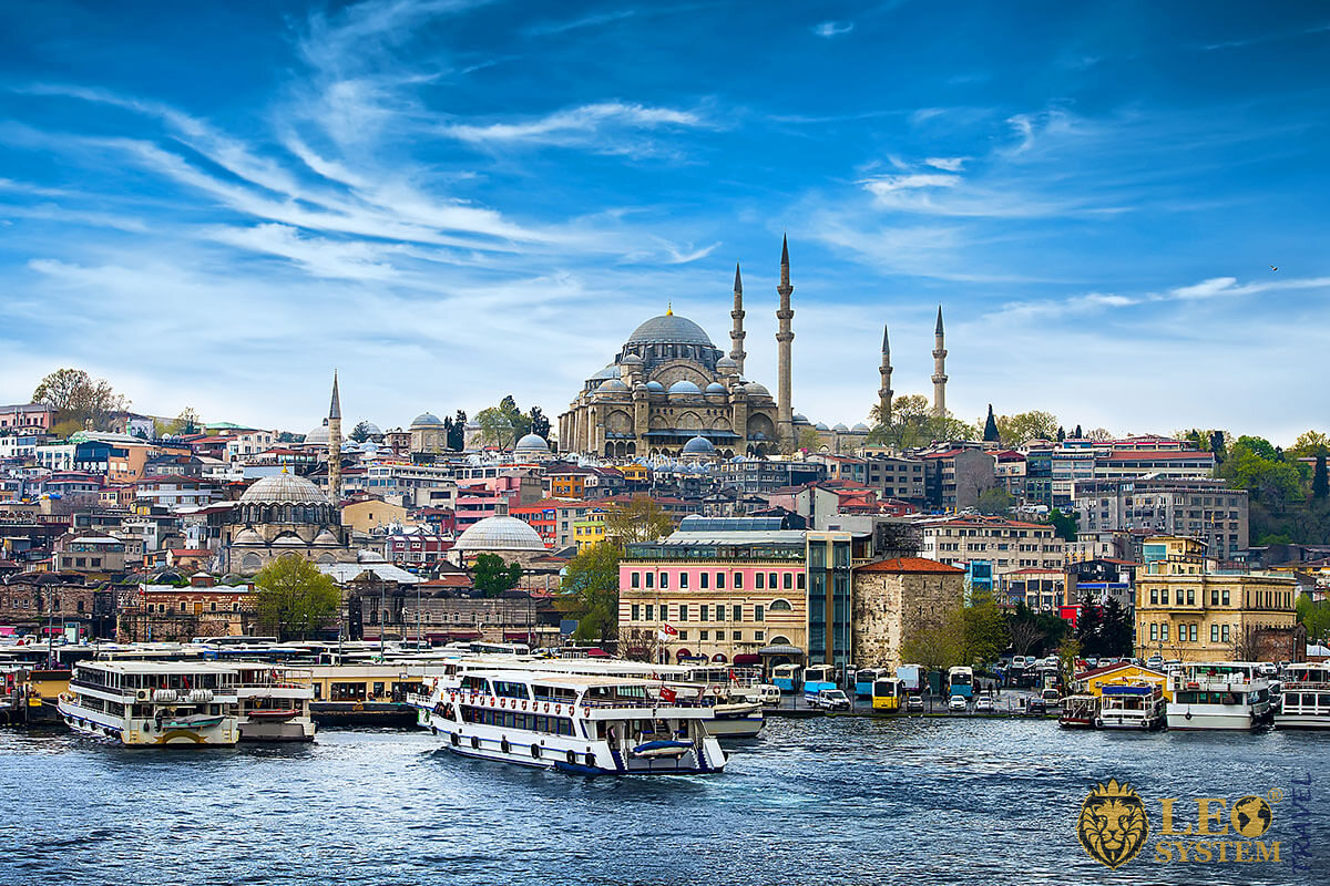 Image of Istanbul - the capital of Turkey