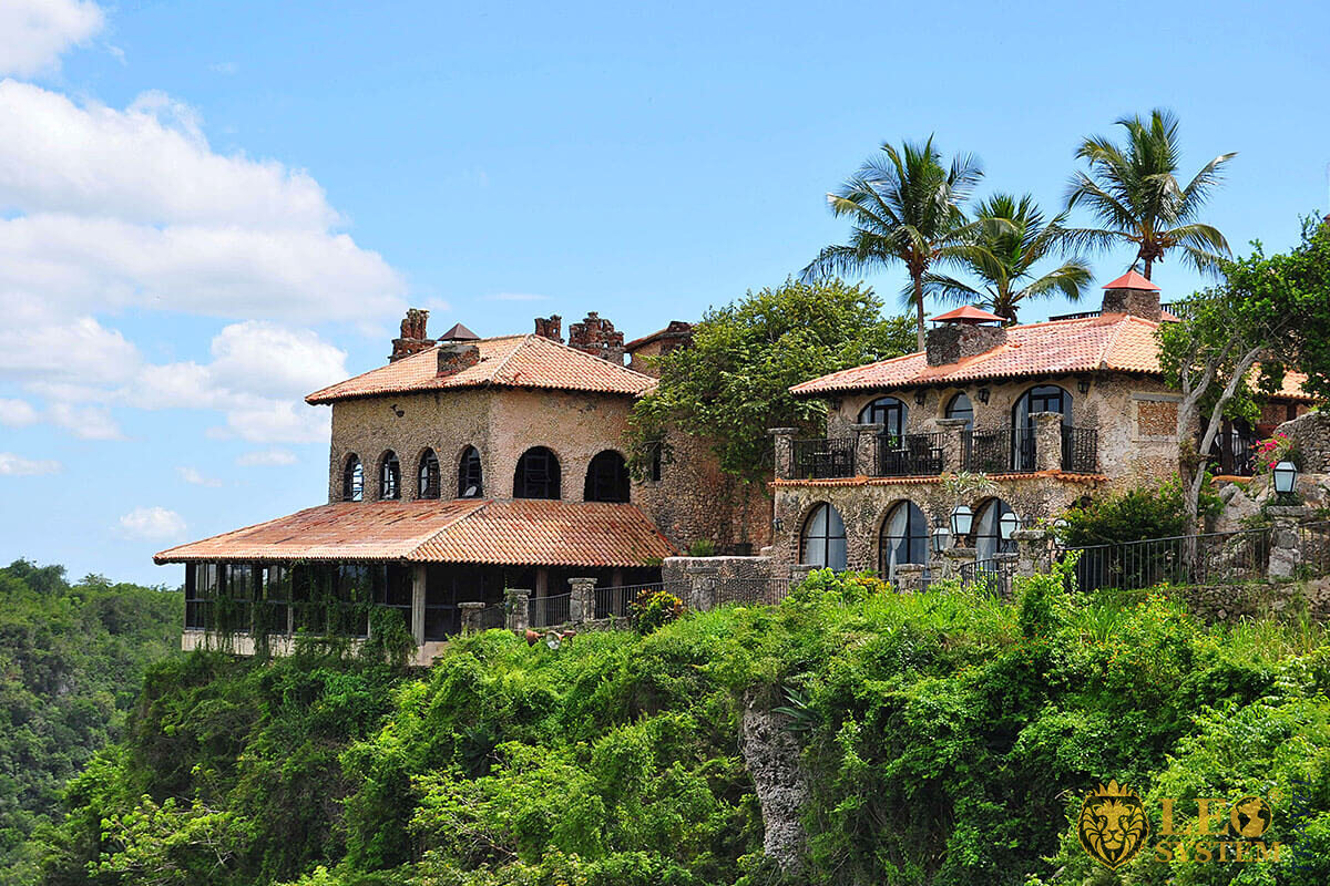 Altos de Chavon in La Romana, Dominican Republic - popular attraction