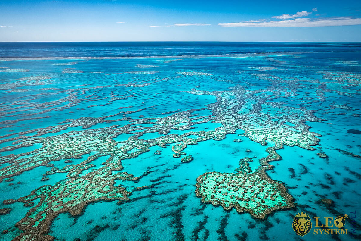 Great Barrier Reef - photo from Australia