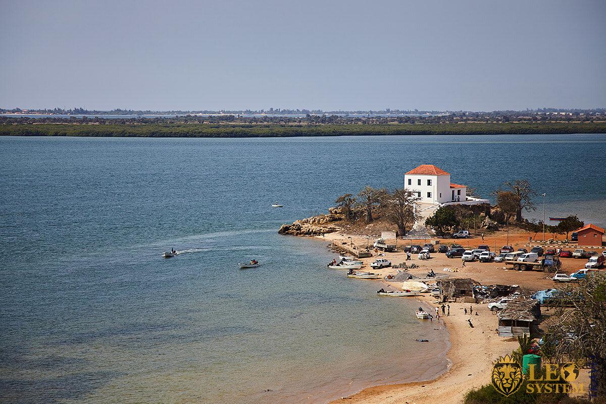 National Museum of Slavery - Luanda, Angola
