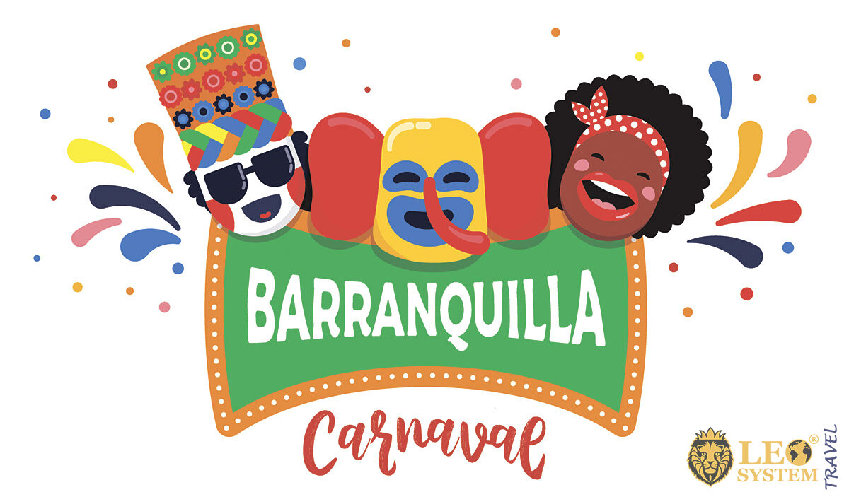 Poster Image - Carnival of Barranquilla, Colombia