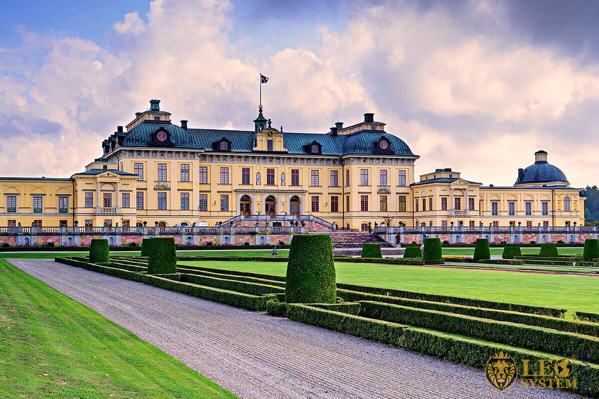 Image of Stockholm Palace, Sweden
