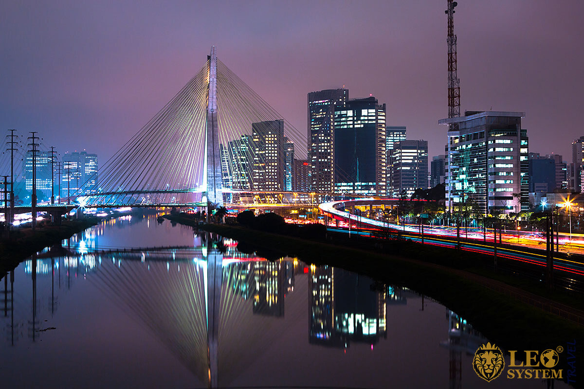 Sao Paulo has the best night clubs in the world