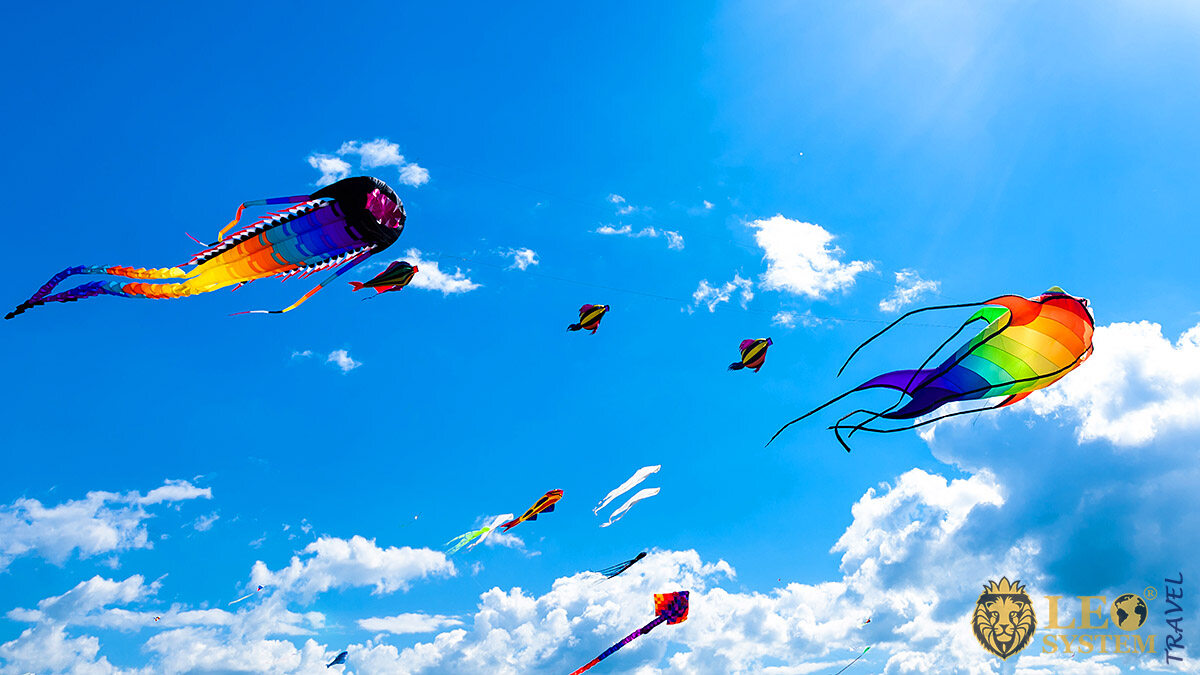 Wind and Kite Festival - Colombia