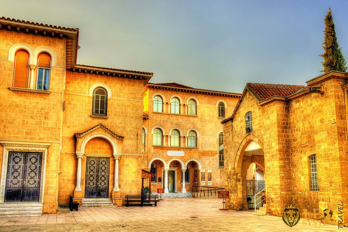Visit one of the oldest Cyprus Museum - historical attraction in Nicosia