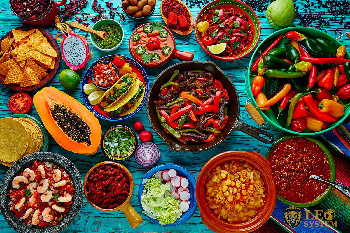 Favorite Traditional Mexican Food