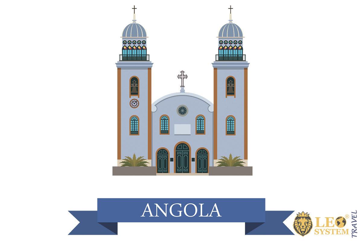 Roman Catholic Cathedral of the Holy Saviour, Luanda capital