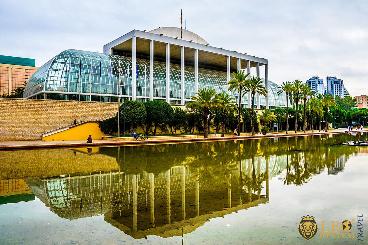 Valencia is a leading cultural hub in Spain - musical university