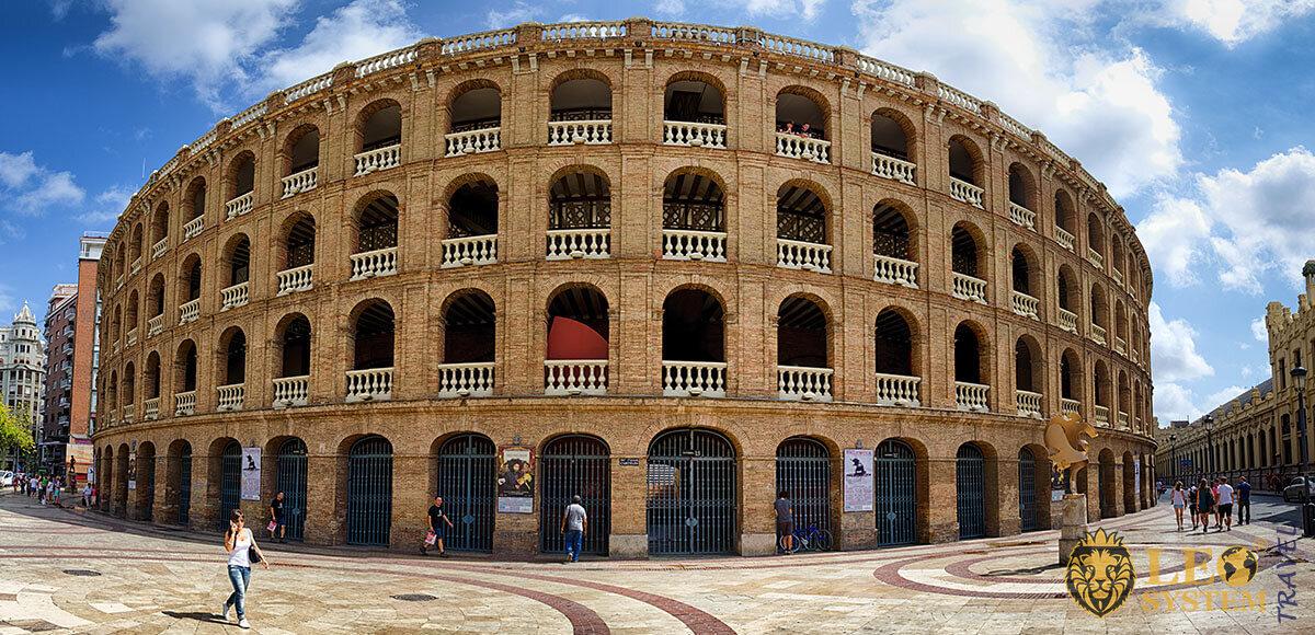 Plazas de Toros de Valencia - Spain