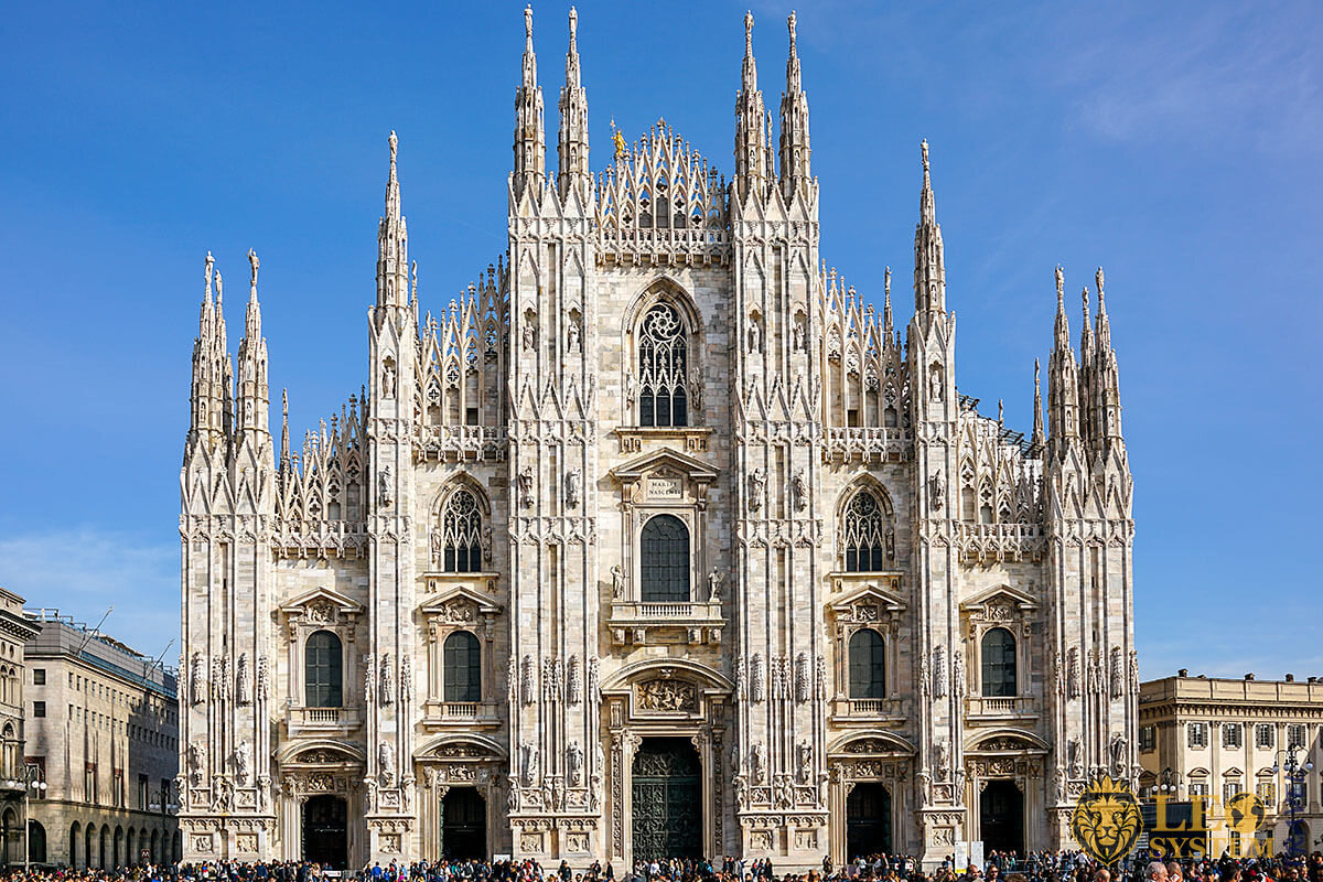 Image of Duomo di Milano, Italy