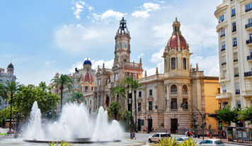 Historic Valencia, Spain. City Tour.