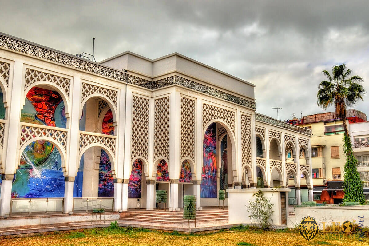 Image of Mohammed VI Museum of Contemporary Arts