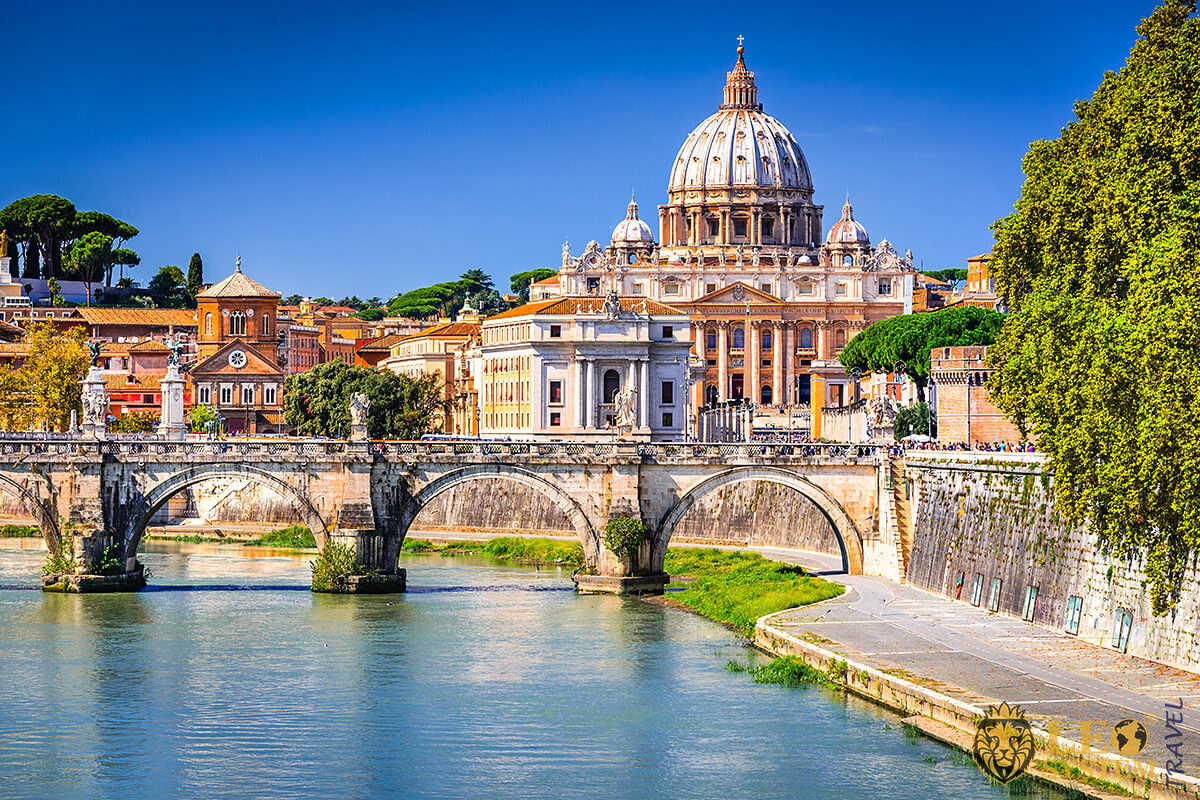 Image of the Vatican, Rome