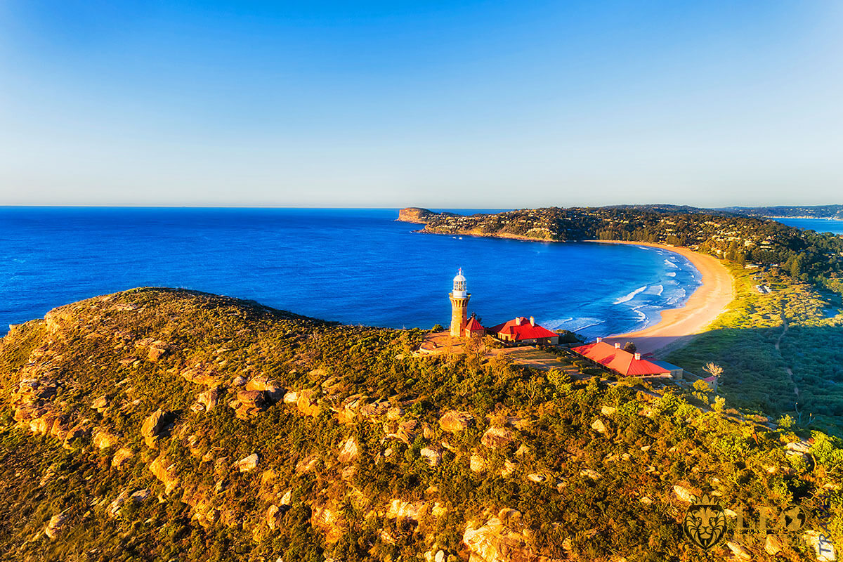 Attraction in Sydney, Australia - Barrenjoey Lighthouse