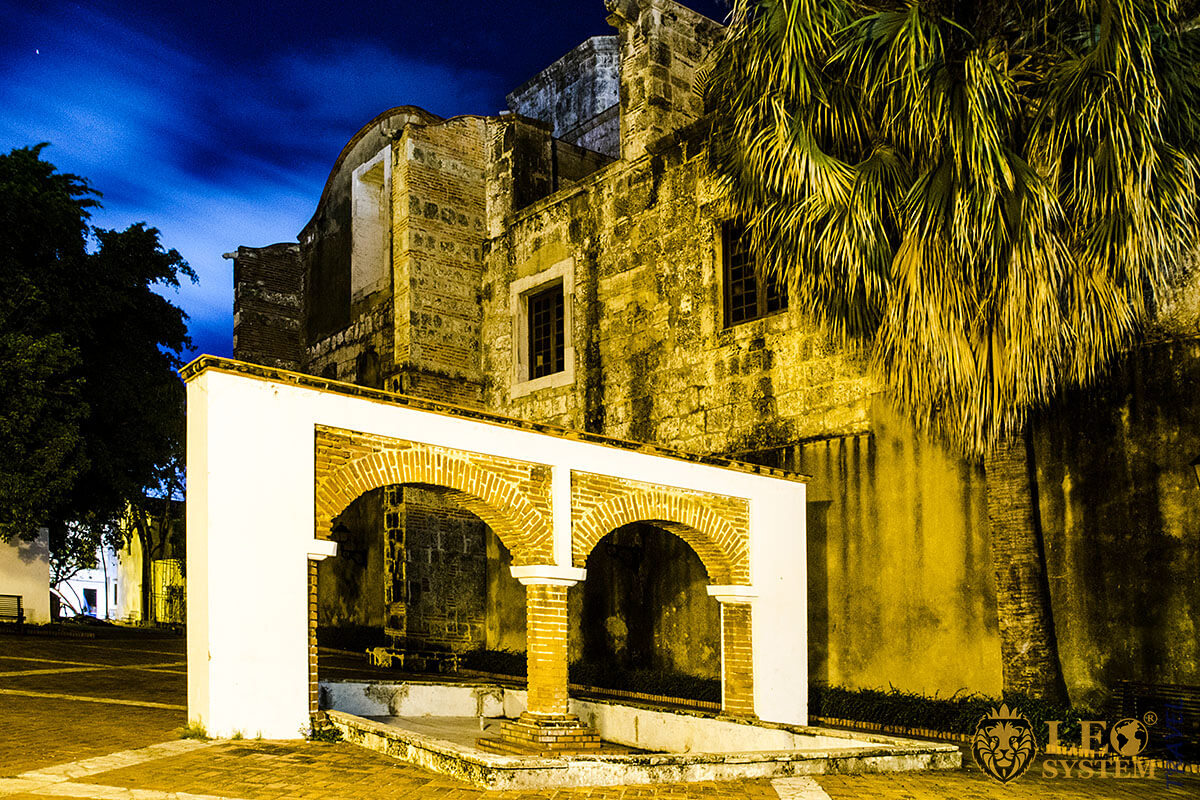 Image of attractions Church of the Convent of the Dominican Order, Santo Domingo
