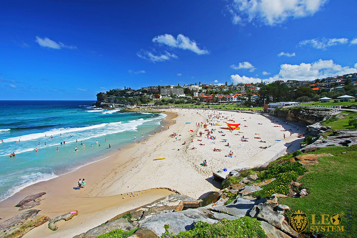 Bronte Beach - great beach for Sydney tourists