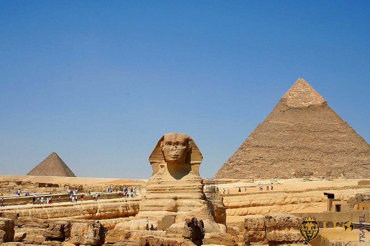 Image of the Great Pyramid of Giza