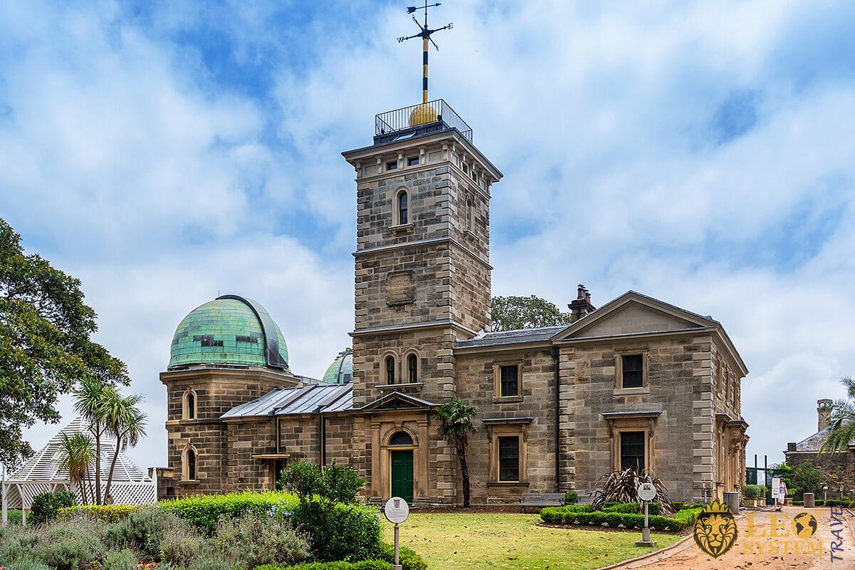 Image of Sydney Observatory