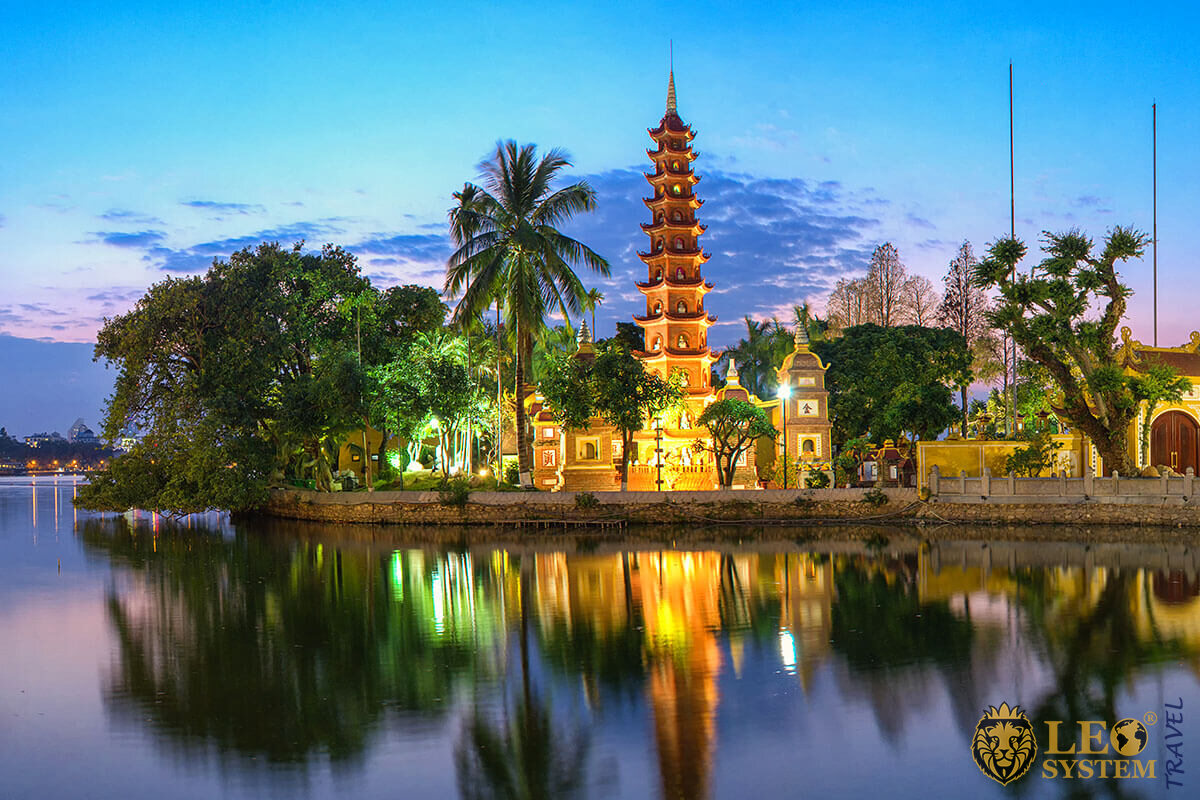 Image of Hanoi Old Quarter, Vietnam
