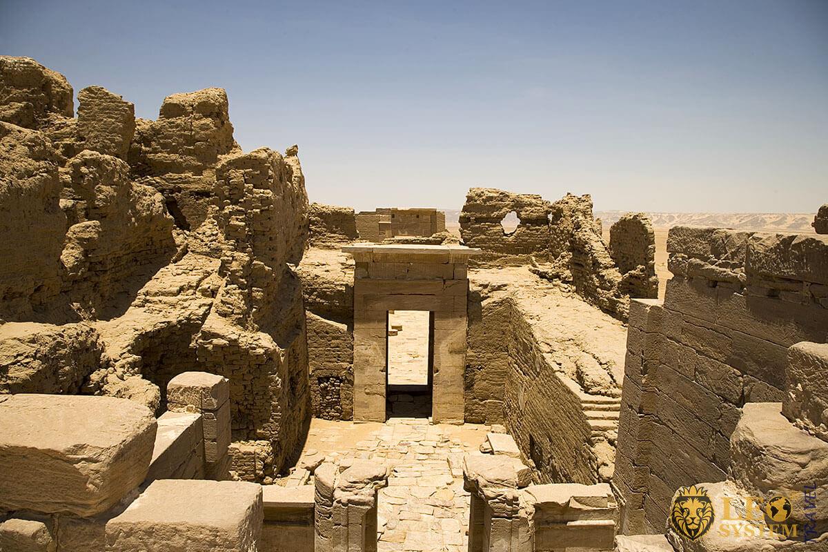 Image of Pyramids of Abu Sir
