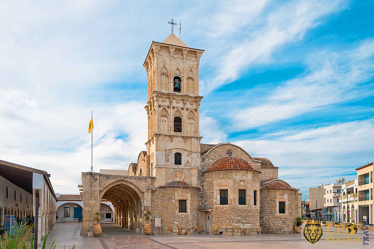 Image of the Church of Saint Lazarus, Larnaca, Cyprus