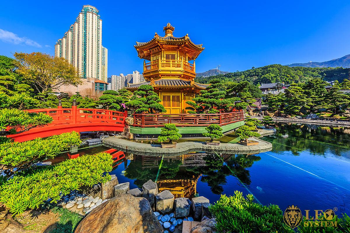 Image of Pavilion of Absolute Perfection, Nan Lian Garden, Hong Kong