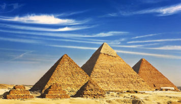 Overview of 10 Ancient Egyptian Pyramids