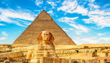What Secrets do the Egyptian Pyramids Hide?