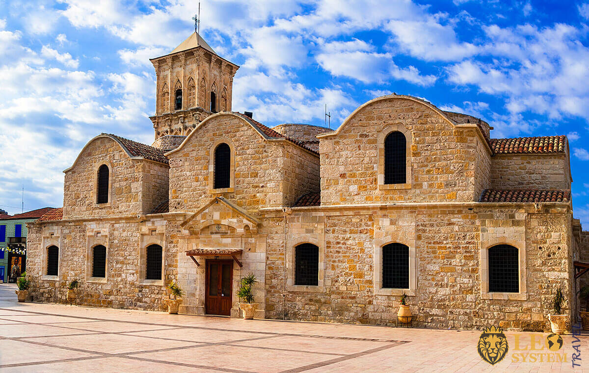 Image of Church of Saint Lazarus in Larnaca
