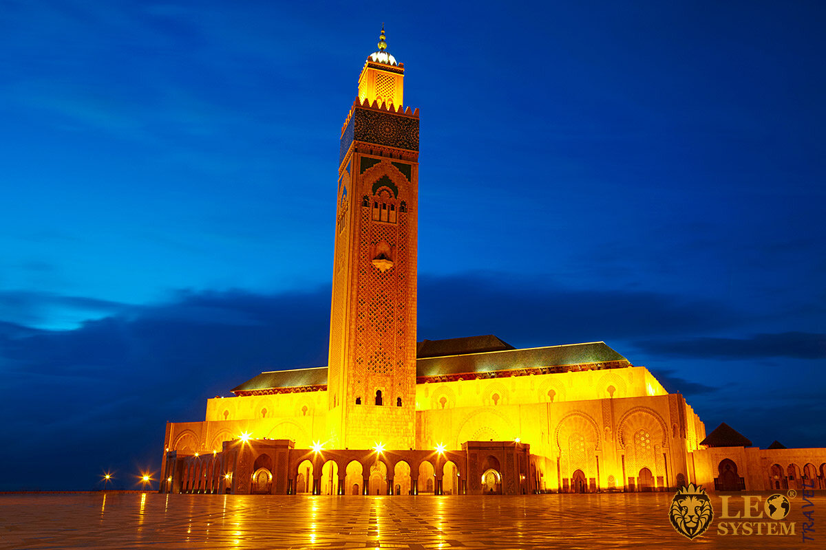Travel to the City of Casablanca, Morocco