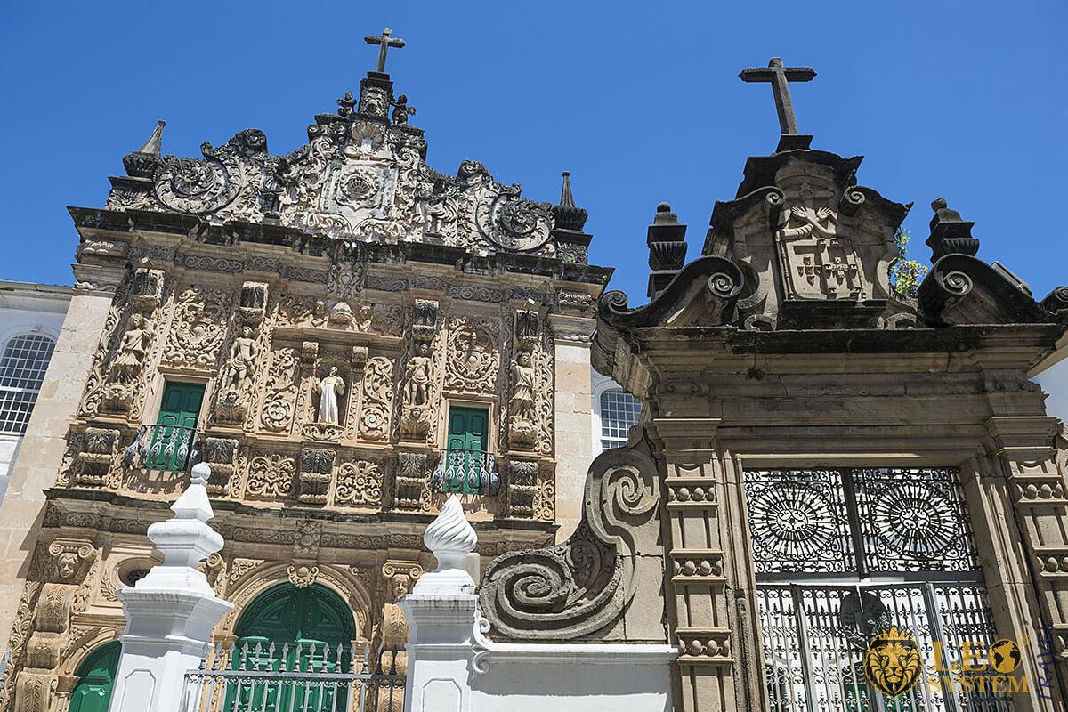 Image of Sao Francisco church, Salvador, Brazil