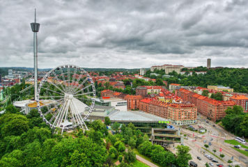 Travel to the City of Gothenburg, Sweden