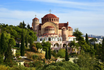 Travel to the City of Thessaloniki, Greece