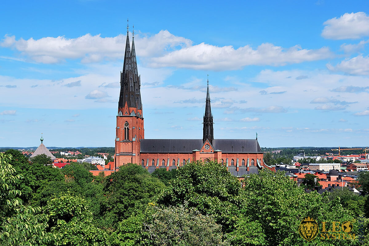 Travel to the City of Uppsala, Sweden