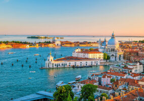 Romantic Trip to the City of Venice, Italy