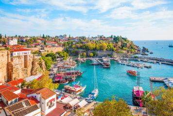 Interesting Trip to the Resort City of Antalya, Turkey