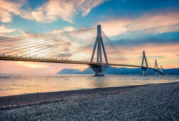 Travel to the Port City of Patras, Greece