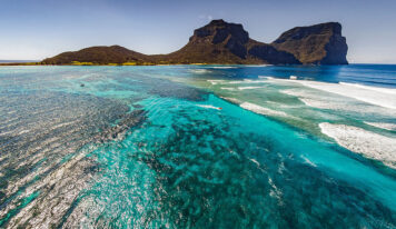 Travel to the Unique Volcanic Island of Lord Howe, Australia