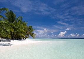 Travel to the Island of Kuramathi, Maldives