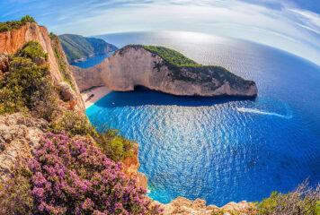 Travel to the Fabulous Island of Zakynthos, Greece