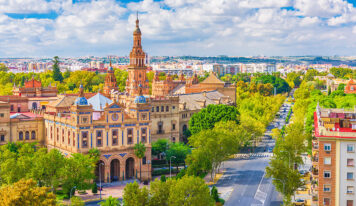 Interesting Trip to the City of Seville, Spain