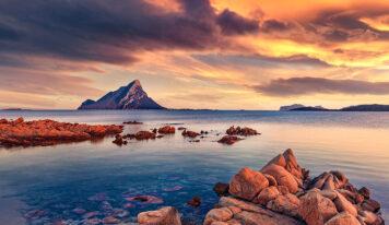 Travel to the Island of Sardinia, Italy