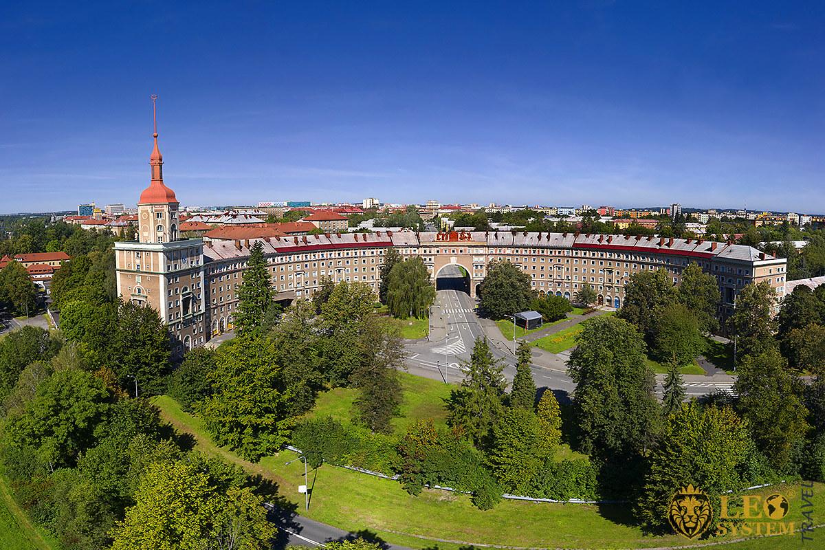 Travel to the City of Ostrava, Czech Republic