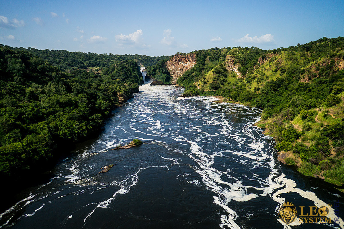 Image of Nile River, Africa